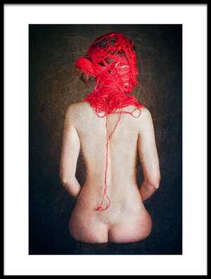 Buy this art print titled The Thin Red Rope II by the artist Igor Genovesi