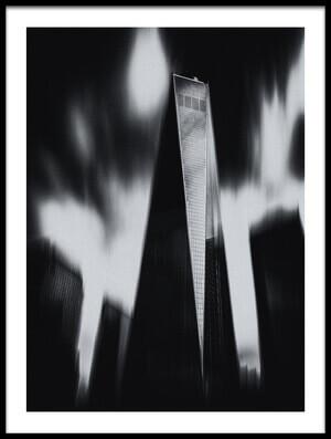 Art print titled The Tower by the artist Massimo Della Latta