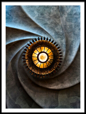 Buy this art print titled The Vortex by the artist Daniele Atzori