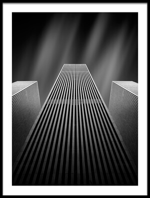 Buy this art print titled The W by the artist Olivier Schwartz