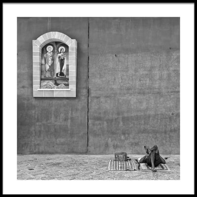 Buy this art print titled The Wall by the artist Lorenzo Grifantini