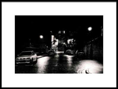 Art print titled The Watcher by the artist ray clark