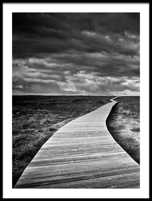 Buy this art print titled The Way by the artist Santiago Pascual Buye
