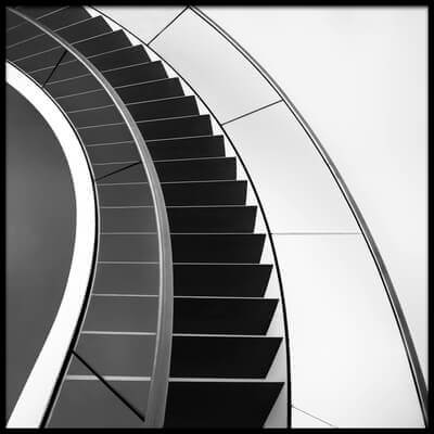 Buy this art print titled The Way Up and Down by the artist Gerard Jonkman