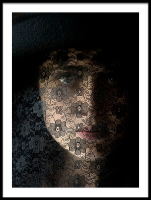 Buy this art print titled The Widow by the artist kenp