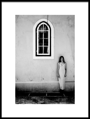 Buy this art print titled The Window by the artist milena seita