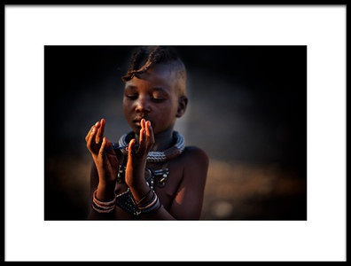 Buy this art print titled The World In My Hands by the artist Trevor Cole