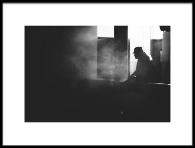 Buy this art print titled Theater Shadows by the artist Redzepovic Bojan