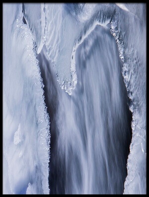 Buy this art print titled Thin Ice by the artist Doug Roane