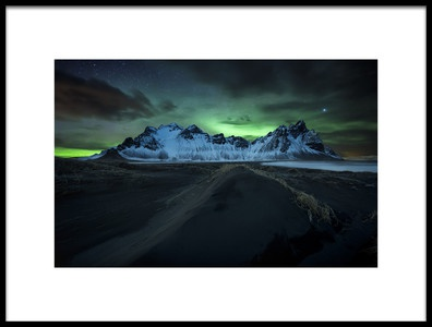 Art print titled This Is Green by the artist Jorge Ruiz Dueso