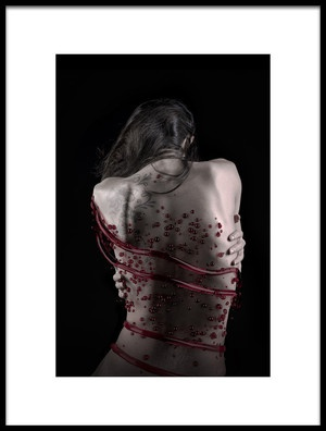 Buy this art print titled Tight In Blood by the artist Alexandre Brouzes