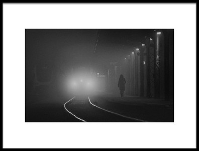Art print titled Time to Say Goodbye by the artist Matija Posavec