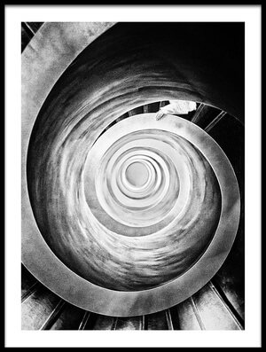 Buy this art print titled Time Vortex by the artist Burghard Nitzschmann
