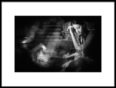 Buy this art print titled Tired by the artist David Hendrawan