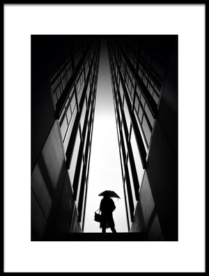 Art print titled To the Vague World MkII by the artist Dr. Akira TAKAUE