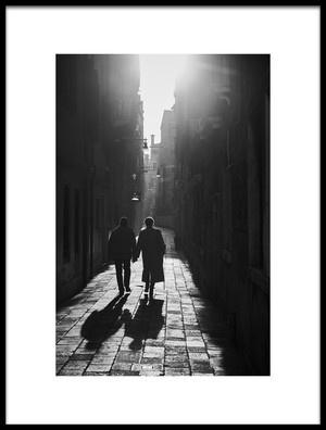 Buy this art print titled Together by the artist Alexander Schönberg