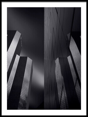 Buy this art print titled Total Reflection by the artist Sebastien DEL GROSSO