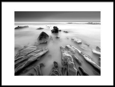Art print titled Toward the Sea by the artist Yi Fan