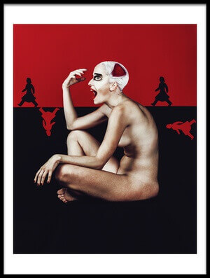 Buy this art print titled Trauma by the artist Sergei Smirnov