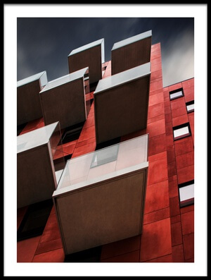 Buy this art print titled Trays Outside by the artist Gilbert Claes