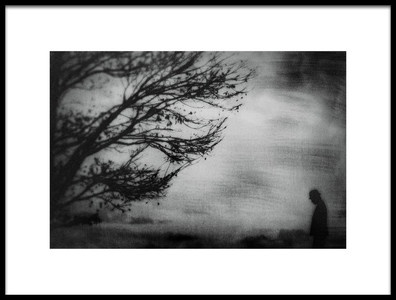 Art print titled Tree by the artist Teruhiko Tsuchida