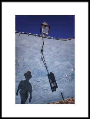 Art print titled Trinidat Street by the artist Svetlin Yosifov