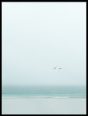 Buy this art print titled Tristesse by the artist Uschi Hermann
