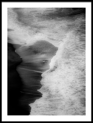 Buy this art print titled Trying to Surf by the artist Olavo Azevedo