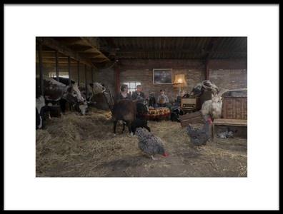 Buy this art print titled Tuesday Afternoon by the artist Gert van den Bosch