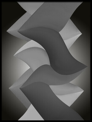 Buy this art print titled Turn by the artist Jutta Kerber