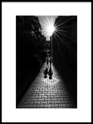 Buy this art print titled Twins by the artist Yasemin Bakan
