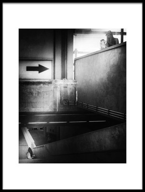 Art print titled Unbound by the artist Laura Mexia