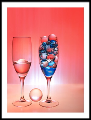Buy this art print titled Undrinkable by the artist Heidi Westum