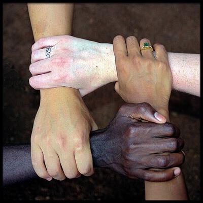 Art print titled United Diversity by the artist Benton Murphy