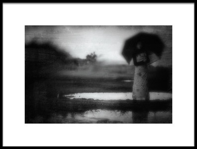 Art print titled Untitled No. 1161 by the artist Teruhiko Tsuchida