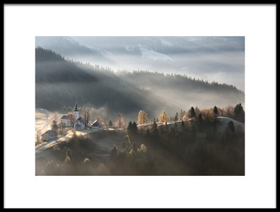 Art print titled Untitled No. 1202 by the artist Kristjan Rems