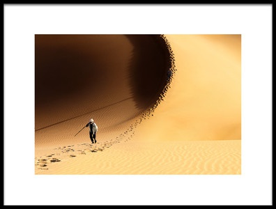 Art print titled Untitled No. 1303 by the artist Ramin Amani