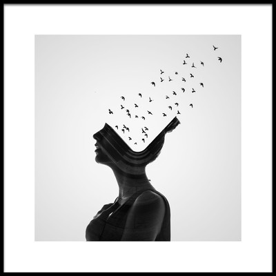 Buy this art print titled Untitled No. 1386 by the artist erkin demir