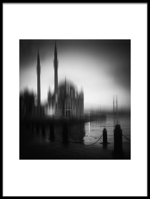 Buy this art print titled Untitled No. 1463 by the artist AdemHabibe