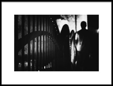 Art print titled Untitled No. 1994 by the artist Ali Ayer