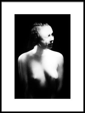 Art print titled Untitled No. 2265 by the artist Bogdan Bousca