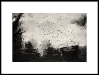 Art print titled Untitled No. 2770 by the artist Daniela Riegler