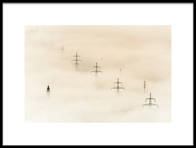 Art print titled Untitled No. 2933 by the artist Rafael Kos
