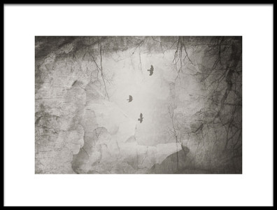 Art print titled Untitled No. 3173 by the artist Daniela Riegler