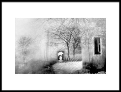 Art print titled Untitled No. 3638 by the artist Anna Kudriavtseva