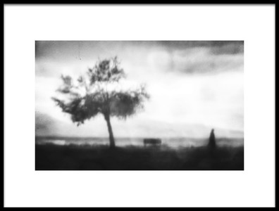 Art print titled Untitled No. 4337 by the artist Ali Ayer