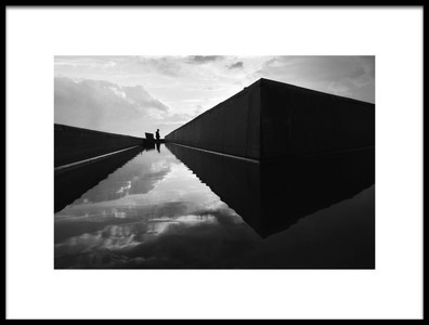 Art print titled Untitled No. 4432 by the artist Ali Ayer