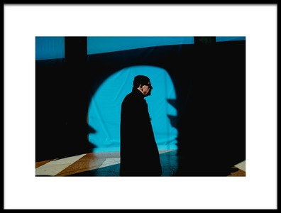 Art print titled Untitled No. 4692 by the artist Alessandro L.  Rocchi