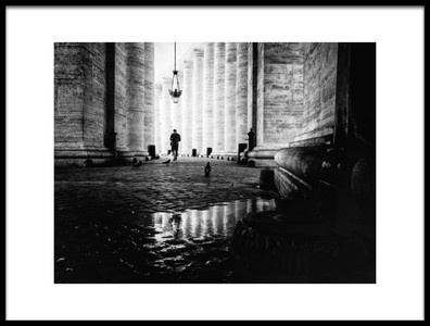 Art print titled Untitled No. 4735 by the artist Massimiliano Mancini