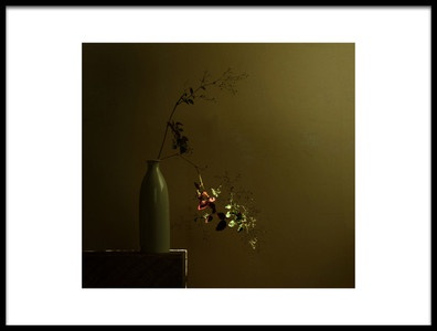 Art print titled Untitled No. 4854 by the artist Margaret Halaby